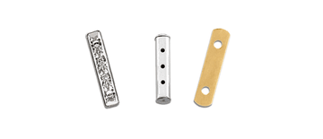 Spacer Bars & Tube Slide Clasps