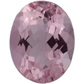Oval Genuine Morganite (Notable Gems™ Matched Sets)