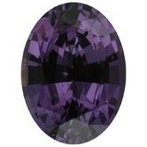 Oval Genuine Purple Spinel (Notable Gems™)