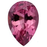 Pear Genuine Pink Tourmaline (Notable Gems™ Matched Sets)