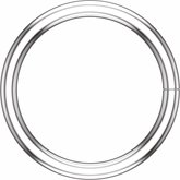 5.5 mm ID Round Jump Rings (Formerly JR8L, JR8H &  JR33)