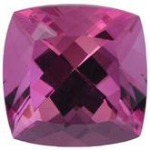 Cushion Genuine Pink Tourmaline (Notable Gems™ Matched Sets)