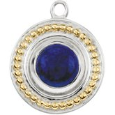 Dangle for Round Cabochon Center