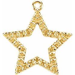 Diamond Petite Starnáhrdelník alebo neosadený