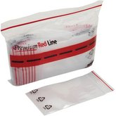 Minigrip® Red Line™ Recyclable Bags (4 mil)