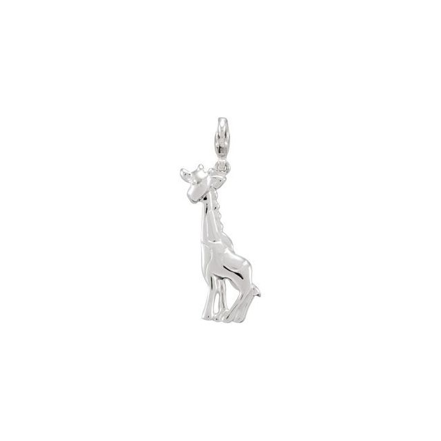 Charming Animals® Giraffe Charm