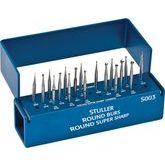 Stuller Select 18-Piece Carbide Round Bur Kit