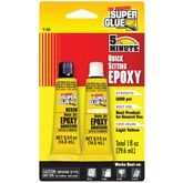 Quick Setting Epoxy Adhesive - 1oz