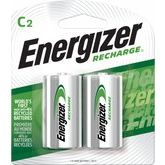 Energizer Pack Of 2 C Batteries
