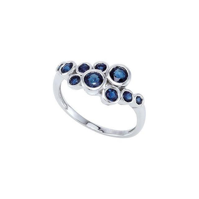 Bezel-Set Ring