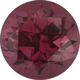 Round Genuine Rhodolite Garnet (Notable Gems™)