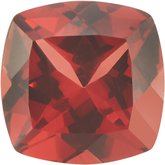 Antique Square Genuine Mozambique Garnet