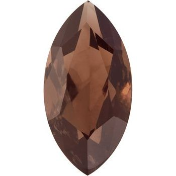 12x6 mm Marquise Faceted AA Smoky Quartz