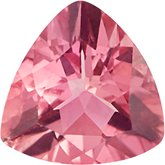 Trillion Genuine Pink Tourmaline (Notable Gems™ Matched Sets)