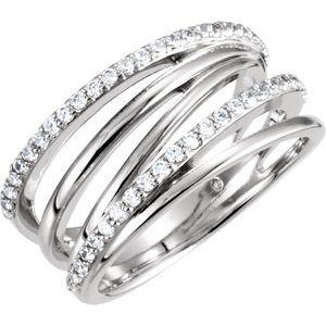 Criss-Cross Ring