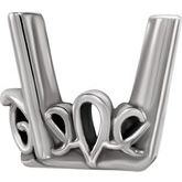 Heart 4-Prong Scroll Setting®