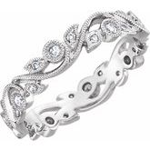 Scroll Eternity Band