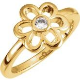 Youth Flower Ring