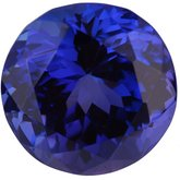 Round Genuine Tanzanite (Notable Gems™)
