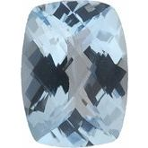 Antique Cushion Genuine Aquamarine (Notable Gems™)
