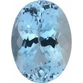 Oval Genuine Aquamarine (Notable Gems™)