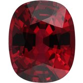 Antique Cushion Genuine Red Spinel (Notable Gems™)