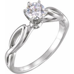 Cathedral Engagement Peg Remount
