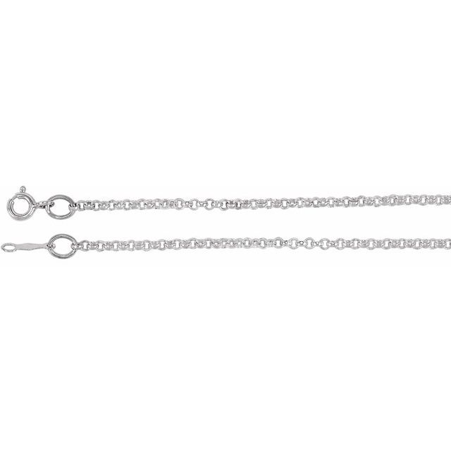 Sterling Silver 2 mm Rolo 16