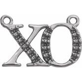 XO Necklace or Center