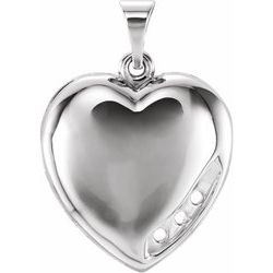 Engravable Pendant Mounting for Mother