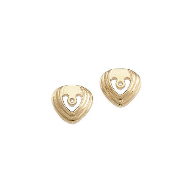 Geometric Earring Jackets