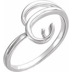 Freshwater Cultured Pearl Ring alebo neosadený