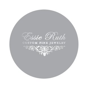 No Border - Silver seal with Silver metallic foil stamp