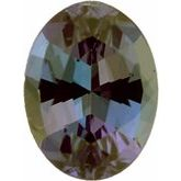 Oval Genuine Alexandrite (Notable Gems Matched Sets)