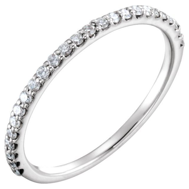 1/4 Ctw Diamond Band For All Engagement