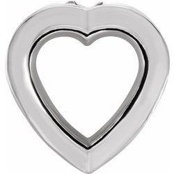 Heart Pendant Slide