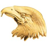 Crying Eagle Lapel Pin