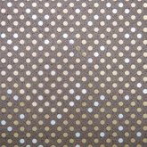 Double-Sided Bronze Dot Gift Wrap
