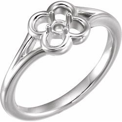 Flower Youth Ring