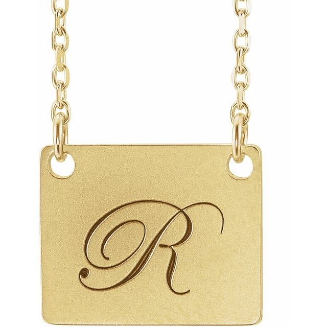 18K Yellow Gold-Plated Sterling Silver Geometric 18