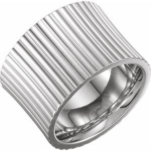 Sterling Silver Metal Fashion Ring