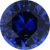Round Genuine Blue Sapphire (Notable Gems™)