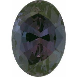 Alexandrite Oval 1.01 carat Purple/Green Photo