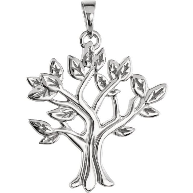 Sterling Silver My Tree™ Family Pendant