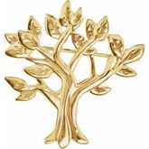 My Tree™ Family Brooch