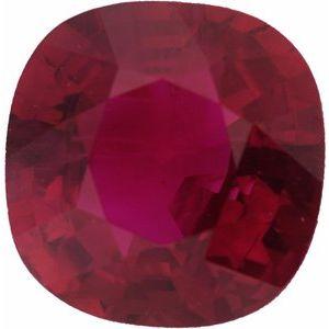 1.1 Carat Cushion Cut Diamond