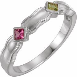 Engravable Ring Mounting for Mother