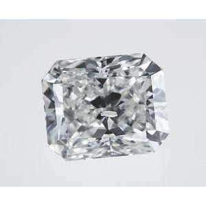 Radiant 1.01 carat I I1 Photo