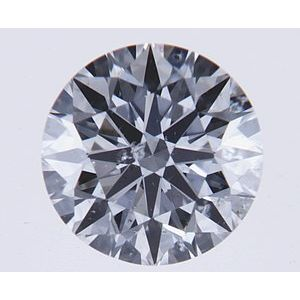 Round 0.30 carat D I1 Photo