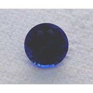Sapphire Round 1.17 carat Blue Photo